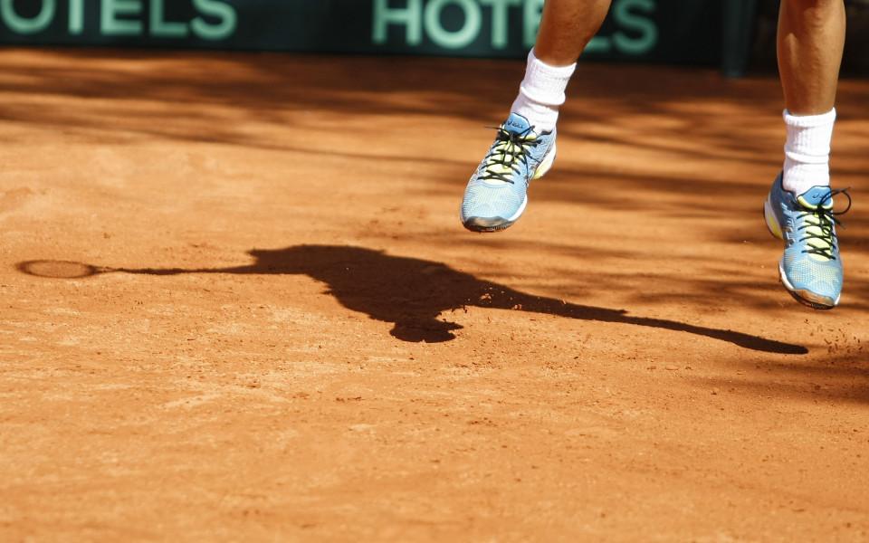 Иван Радев се завърна победоносно в Интерактив тенис