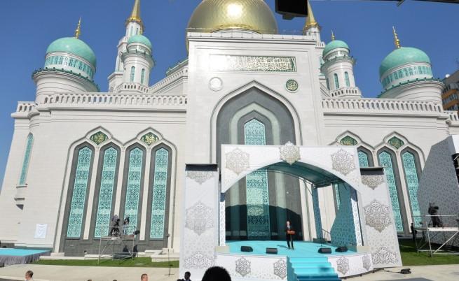 Съборната джамия в Москва