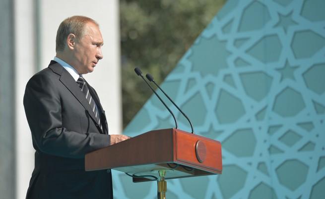 """Путин бил готов да тръгне сам срещу """"Ислямска държава"""" в Сирия"""