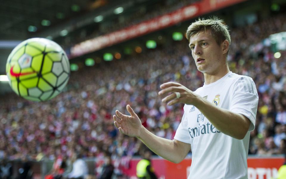 Ас на Реал се обвърза дългосрочно с клуба