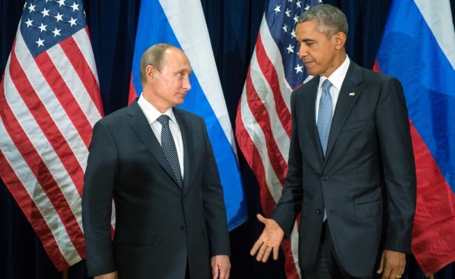 Срещата Обама-Путин дълга и