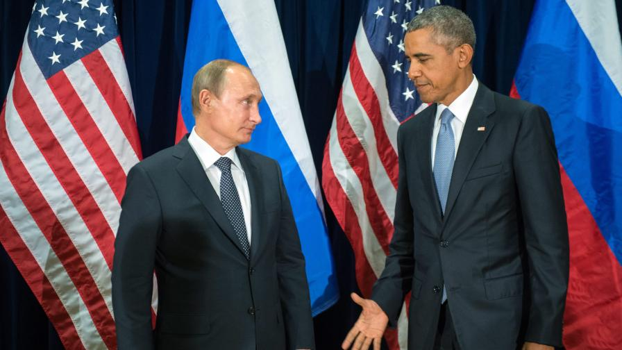 Затопляне между САЩ и Русия