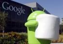 Google събира повече данни от очакваното чрез Android