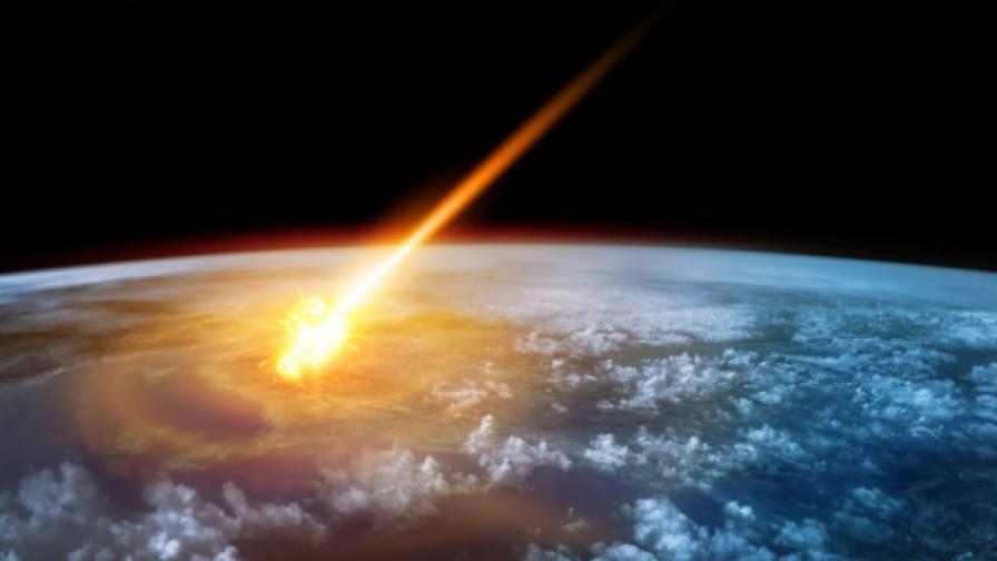 Учени предлагат нова защита от астероиди