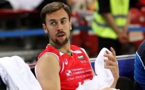 Ники Николов ще играе само за купата на ЦЕВ за Белогорие