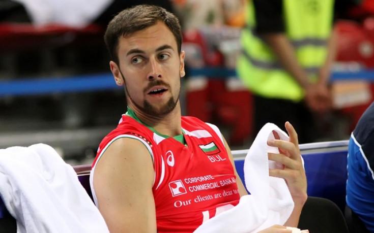 Ники Николов с 10 точки при победа на Белогорие за Купата на ЦЕВ