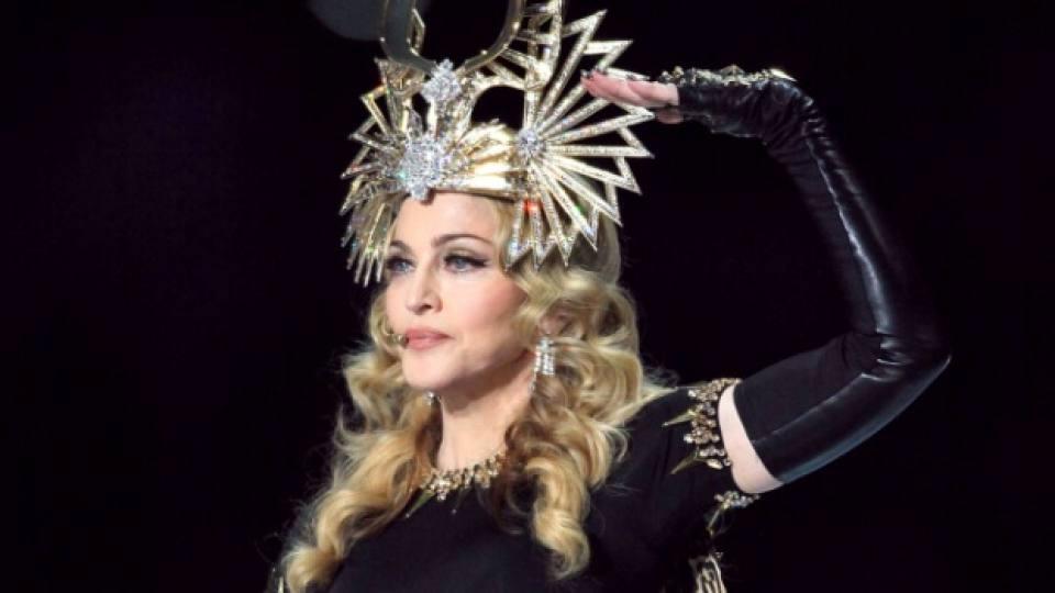 Мадона е най-великата певица