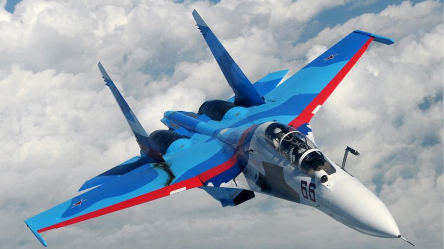 Руски военен самолет е нарушил турското въздушно пространство