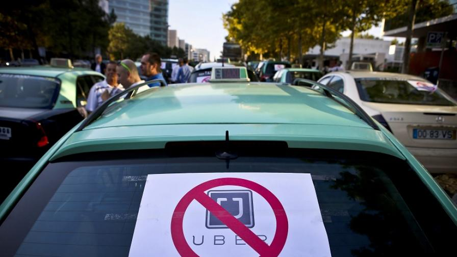 Uber моли потребителите да я защитят от държавата