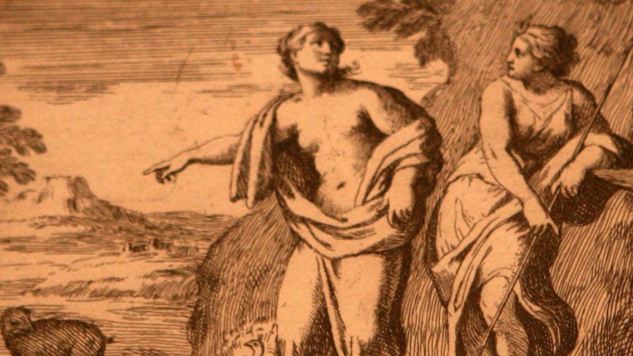 Ренесансови гравюри от 16 в. за първи път у нас