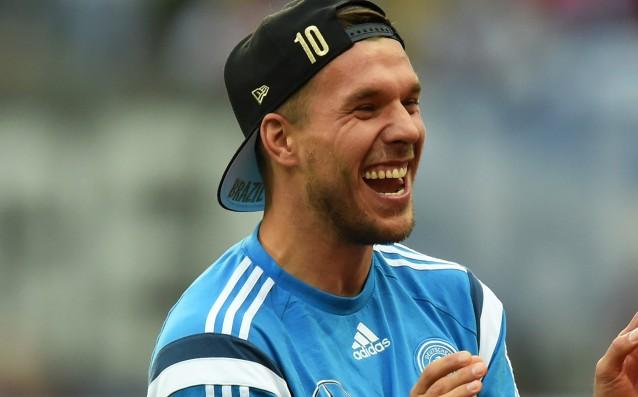 Бившият германски национал, а също така нападател на Арсенал и