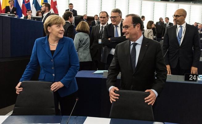 """Франсоа Оланд предупреди за опасността от """"тотална война"""""""