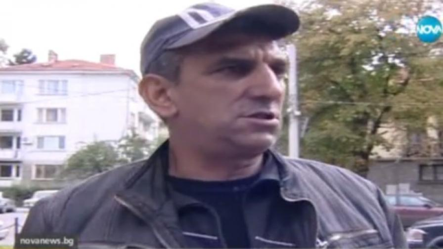 Сашо Водката – кандидат-общинар и дясна ръка на Пиже