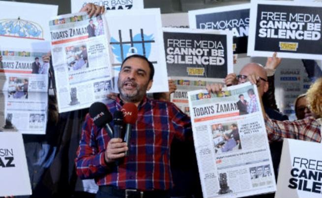 Пореден арест на журналист в Турция