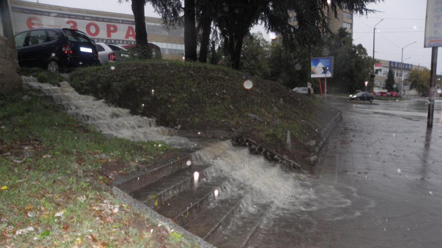 Нормализира се обстановката в Югозападна България