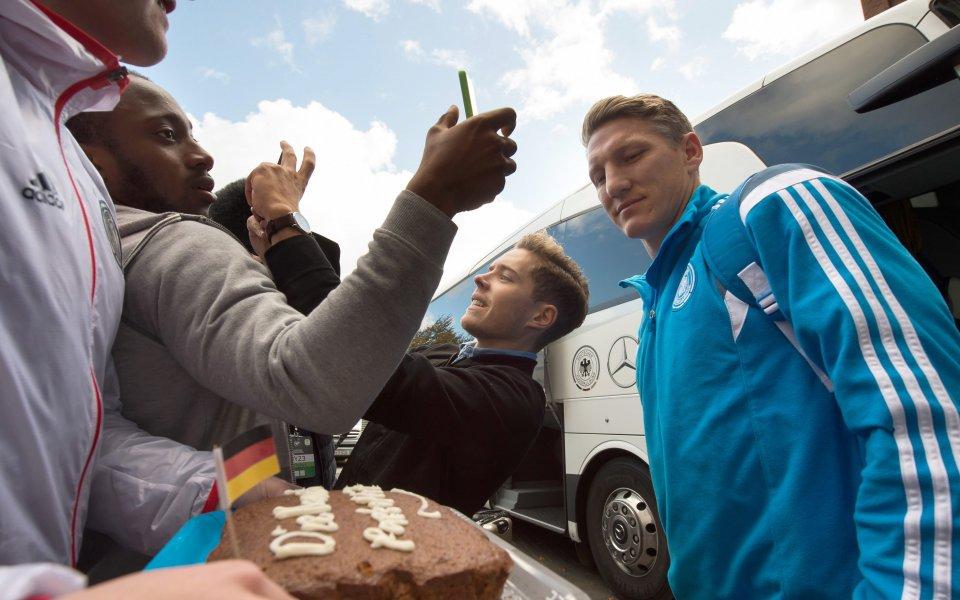 Швайншайгер: Следващата цел пред Германия е европейската титла