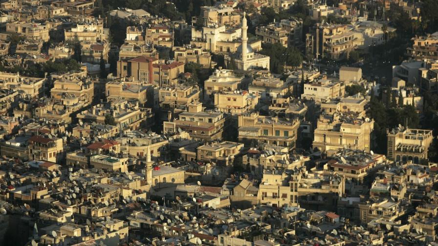 АФП: Ракети удариха посолството на Русия в Дамаск