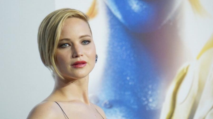 Дженифър Лорънс се обяви срещу сексизма в Холивуд