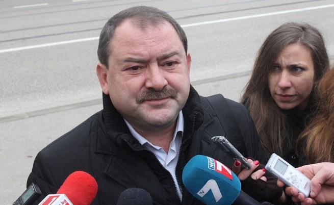 Софийският градски съд даде ход на делото срещу Веселин Пенгезов