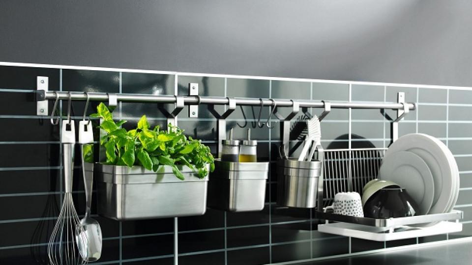 Как да овладеете кухненския хаос