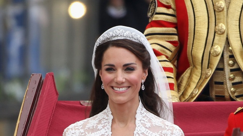 Бижутата на херцогиня Кейт