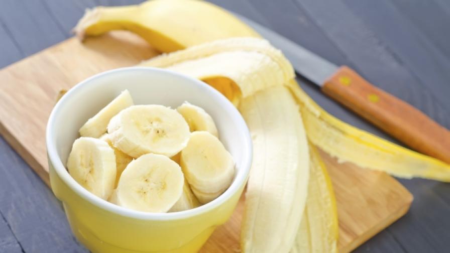 Бананите – новото оръжие срещу настинка и грип