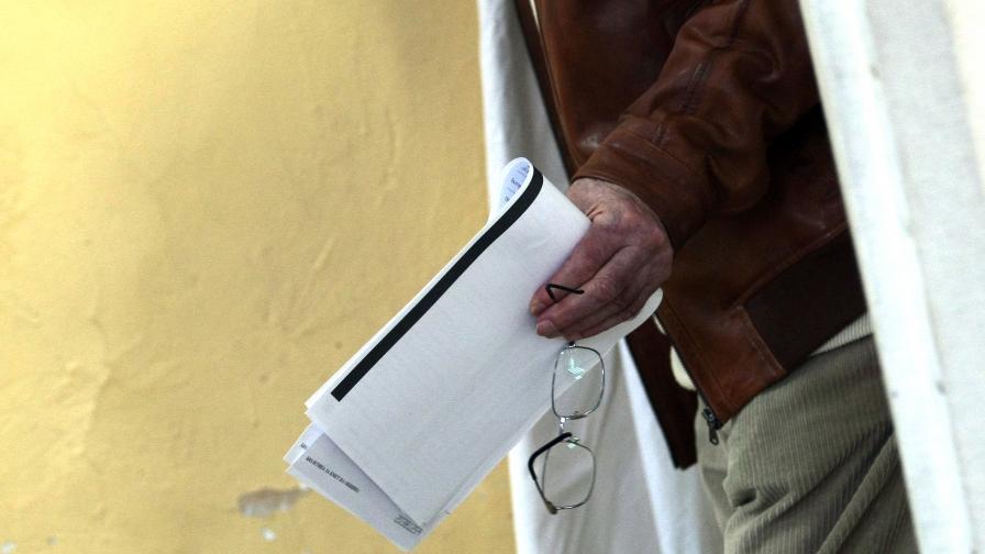 Избирателната активност към 13 ч. по градове
