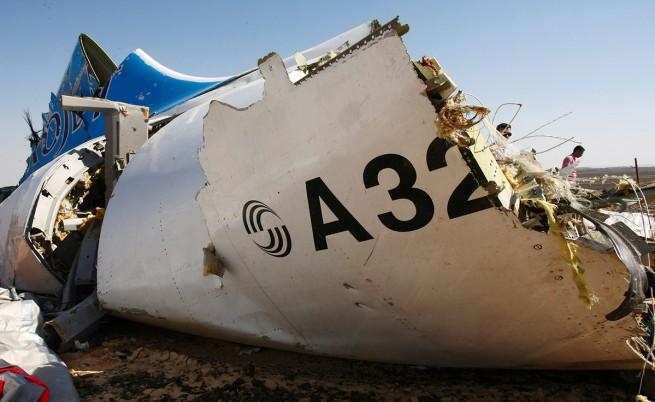 Бомбата на руския самолет е била под седалка
