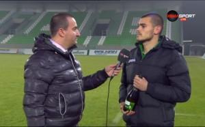 Краси Костов: Дано срещу Левски се поздравим и с първа победа