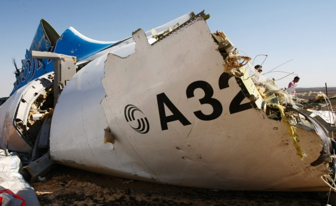"""Русия: """"Сивите вълци"""" са свалили самолета в Египет"""