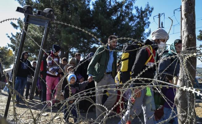 Имигрантите не са само европейски проблем