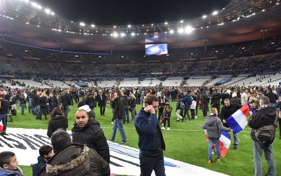 Под заплаха ли е Евро 2016?