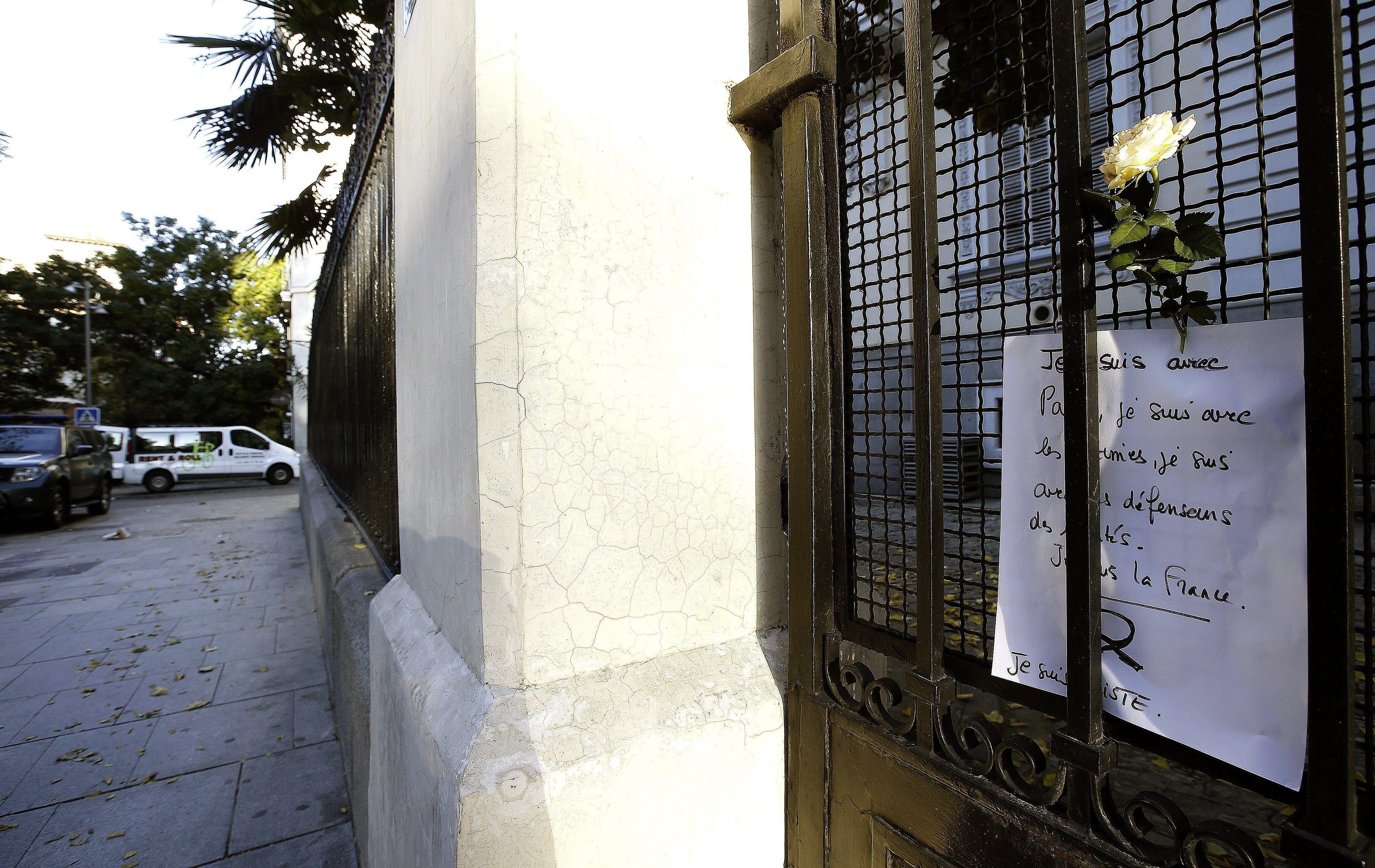 Посолството на Франция в Испания