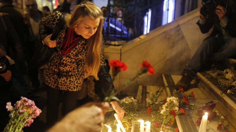 3 координирани групи терористи извършили атаките