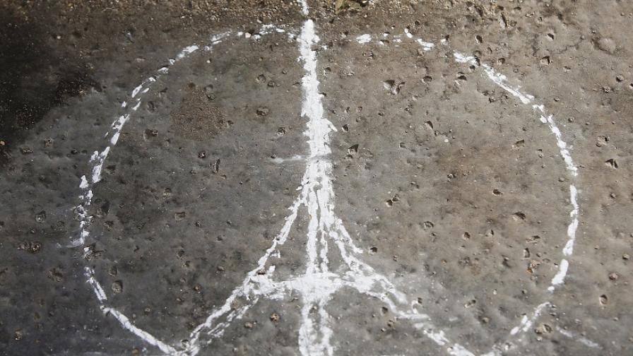 Намериха колан с експозиви в Париж