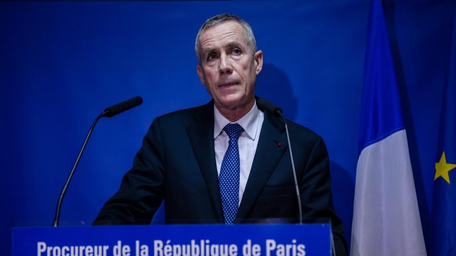Прокурорът на Париж: Разбихме клетка, готова да действа