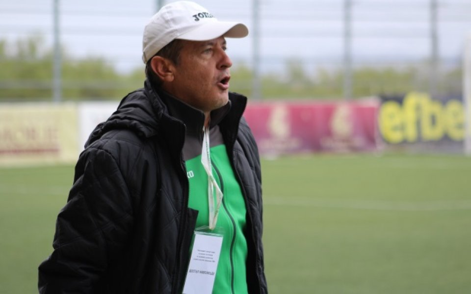 Диян Петков очаква труден мач с Банско