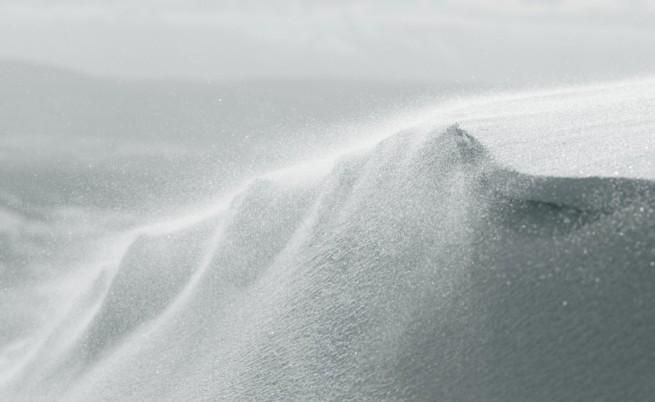 Антарктида вятър