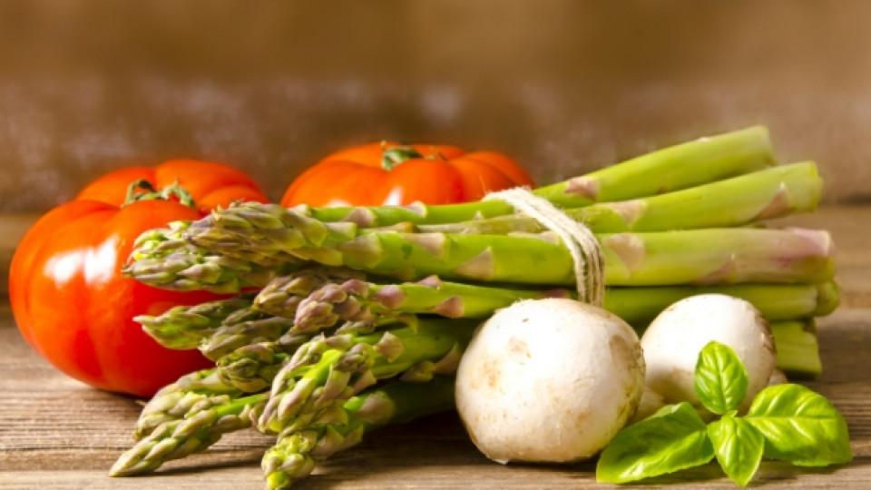 Аристократът на зеленчуците