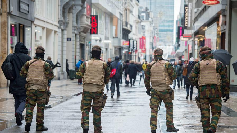 "Белгия състави списък с 945 ""свои"" джихадисти"
