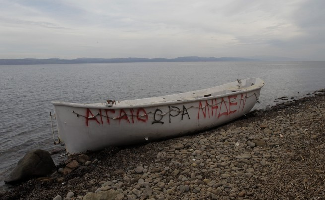 След дни на пълно затишие, мигрантите пак запристигаха на о. Лесбос