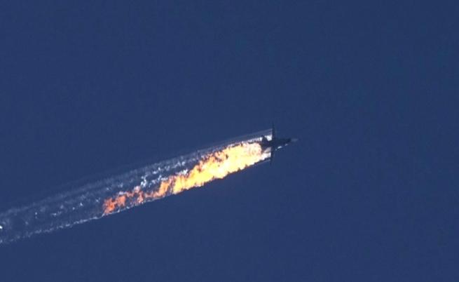 Тялото на убития руски пилот е в Турция