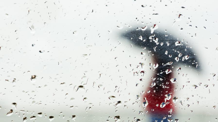 Очаква ни облачно и дъждовно време
