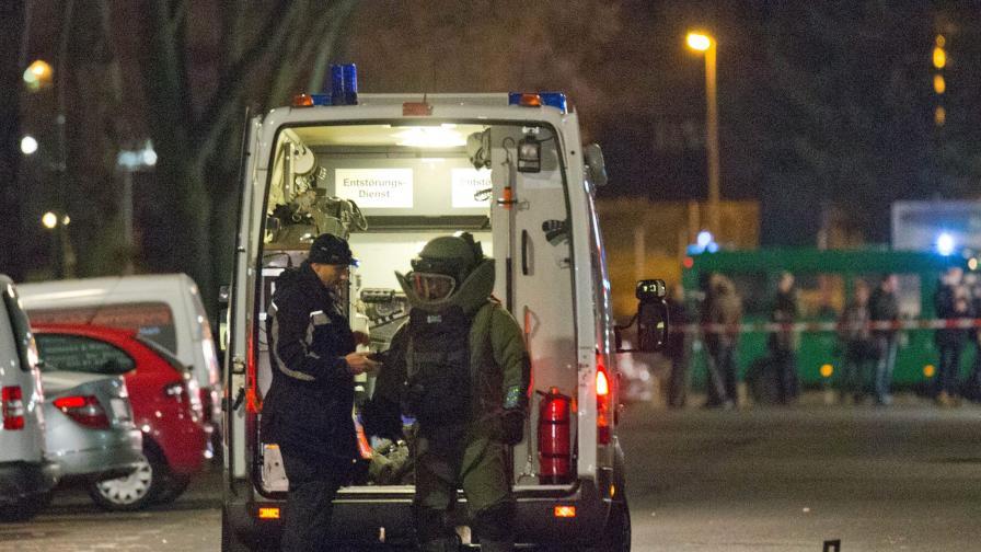 Двама предполагаеми ислямисти арестувани в Берлин