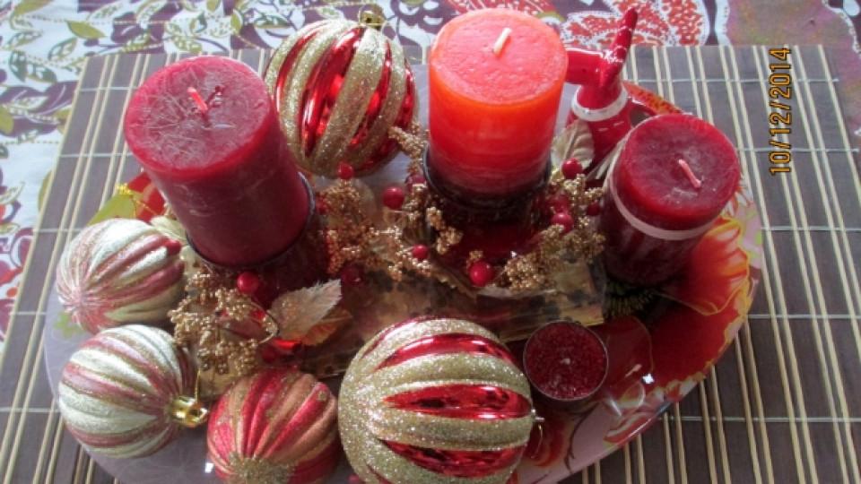 Коледна украса: Ново начало