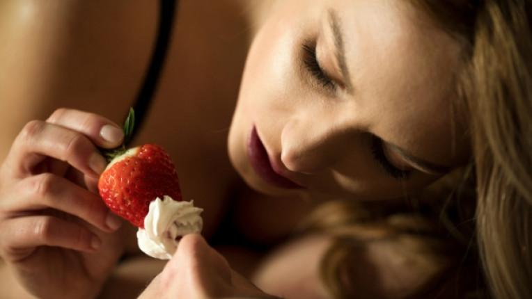 храна страст ягоди