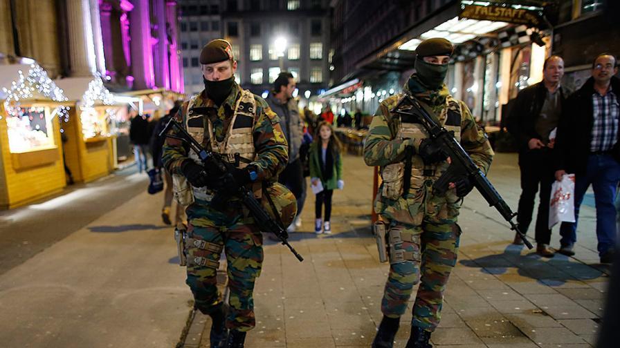 Белгия обвини девети заподозрян за атаките в Париж