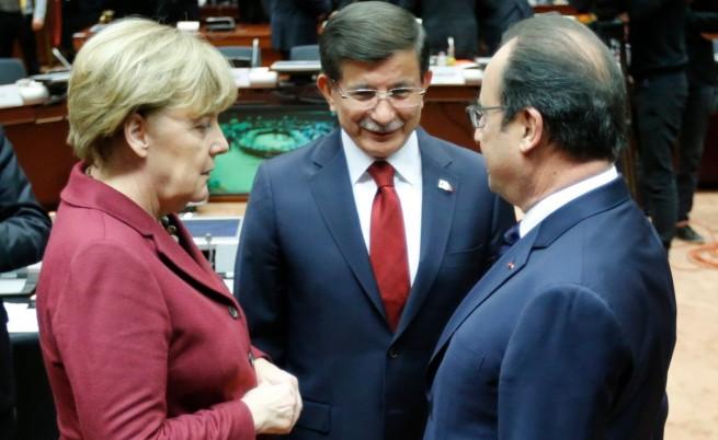 Безвизов режим за турците и €3 млрд. в сделката за бежанците