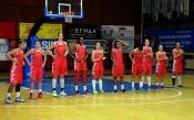 Хасково 2012 победи в последния си мач от редовния сезон