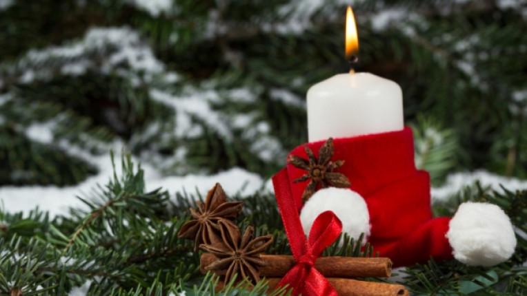 свещ празник Коледа